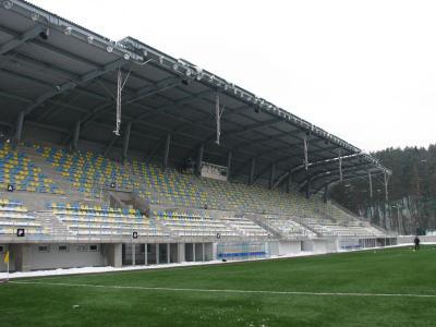 Budowa Narodowego Stadionu Rugby