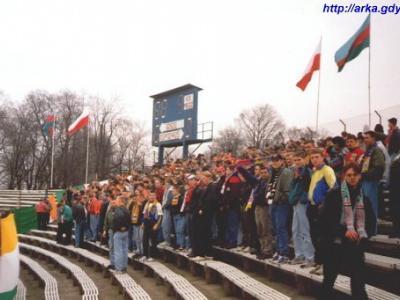 Miedź Legnica - Arka Gdynia