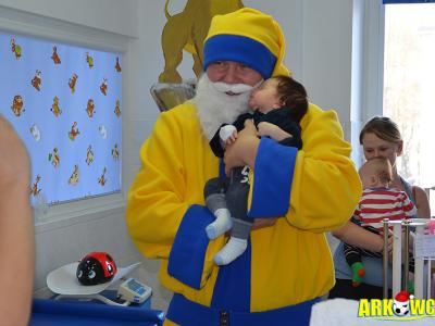 Akcja Żółto-Niebieski Mikołaj 2012